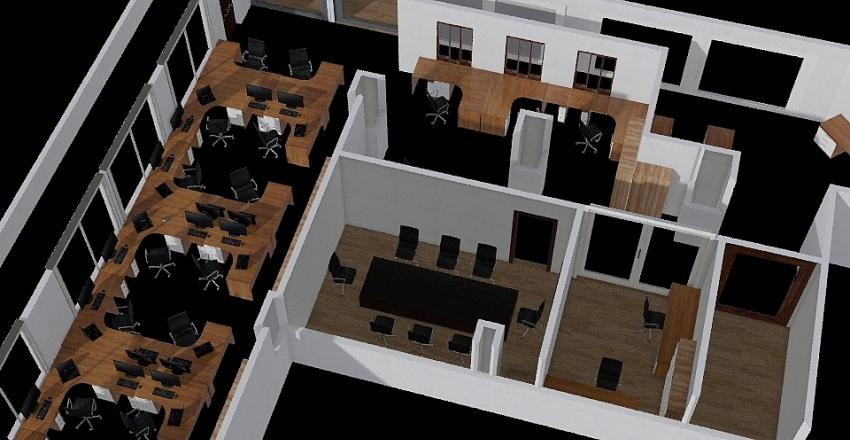 Opción 1 Interior Design Render