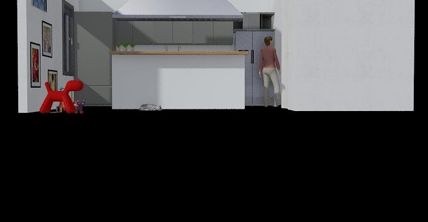 1st Floor kotsios Interior Design Render