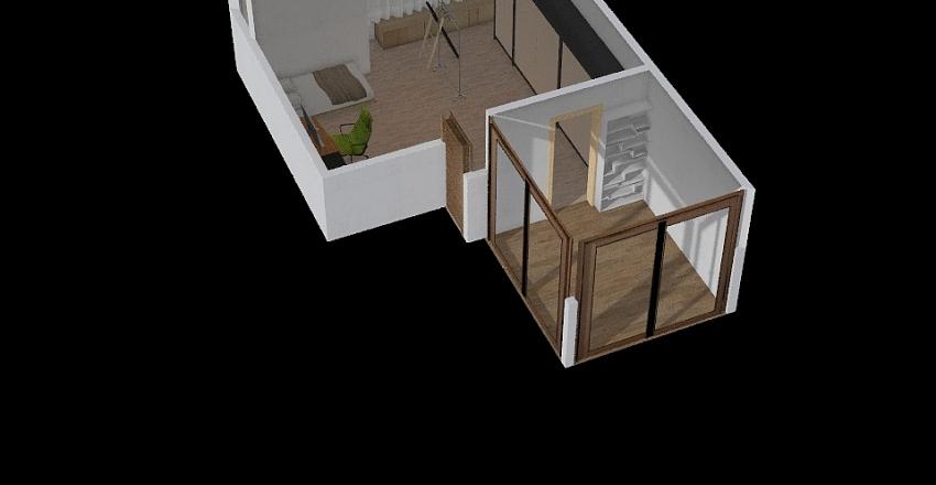 三樓第二彈 Interior Design Render