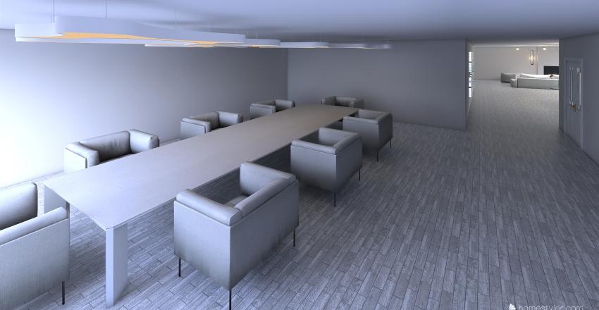LANZAROTE HOUSE Interior Design Render