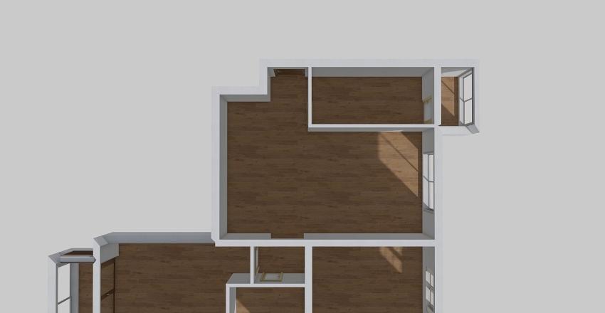 Vivenda Esposende Interior Design Render