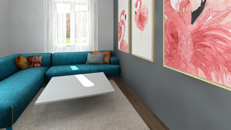 dnevna soba 2 Interior Design Render
