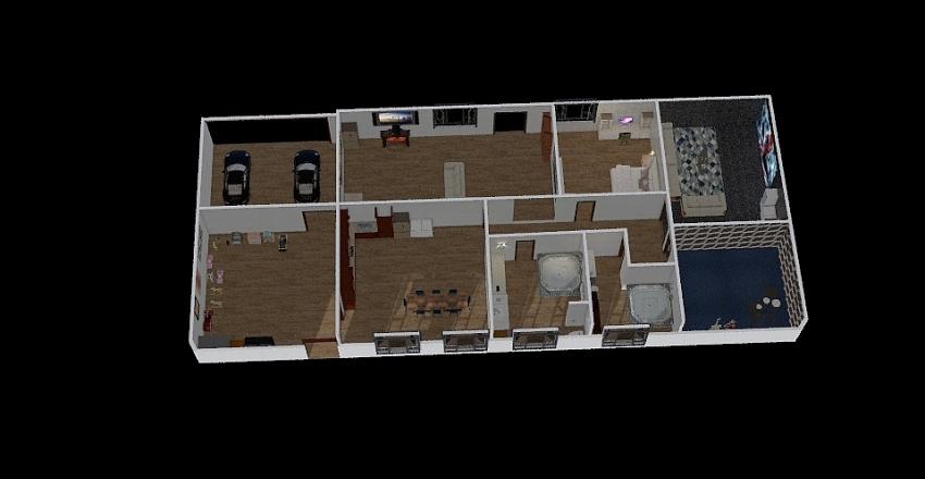 Bawi  Interior Design Render