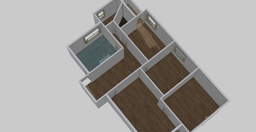 3F2142 ELLACURIA Interior Design Render