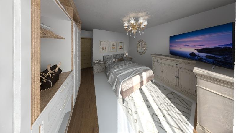 pacific beach Interior Design Render