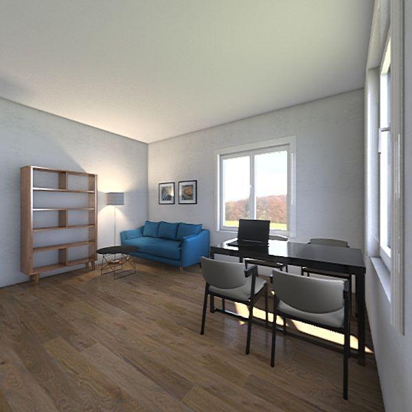 Hnizdo Interior Design Render