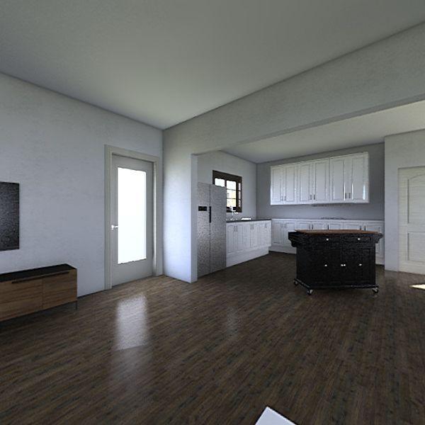 new open 1 Interior Design Render