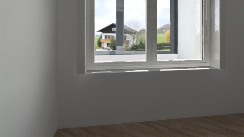 Vulyha 3 rooms appt Interior Design Render