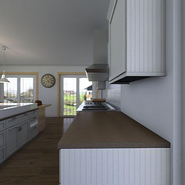 Open Plan 3 Interior Design Render