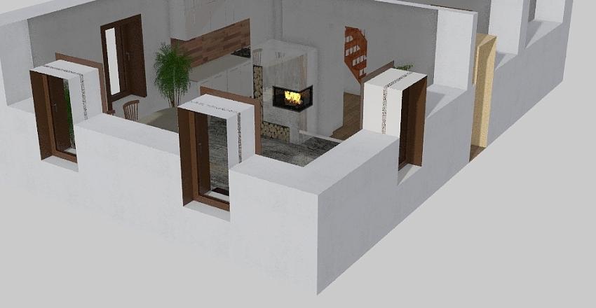 Zababec 1np Interior Design Render