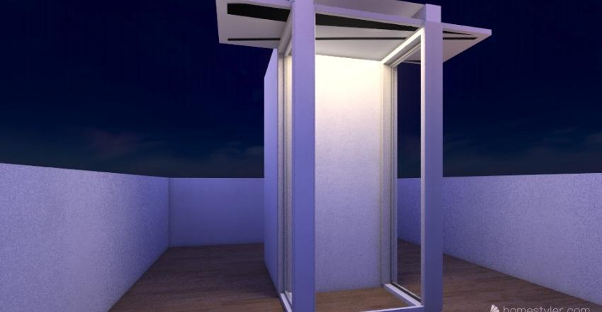 caseta Vero Interior Design Render