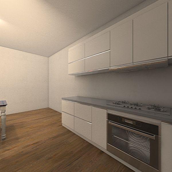 Sparks House  Interior Design Render