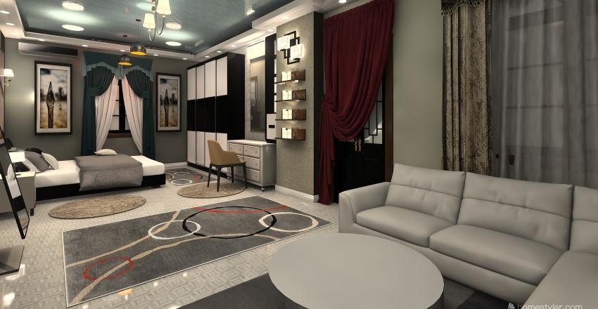 salem B R 2 Interior Design Render