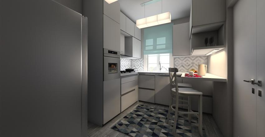 кухняогієнко Interior Design Render