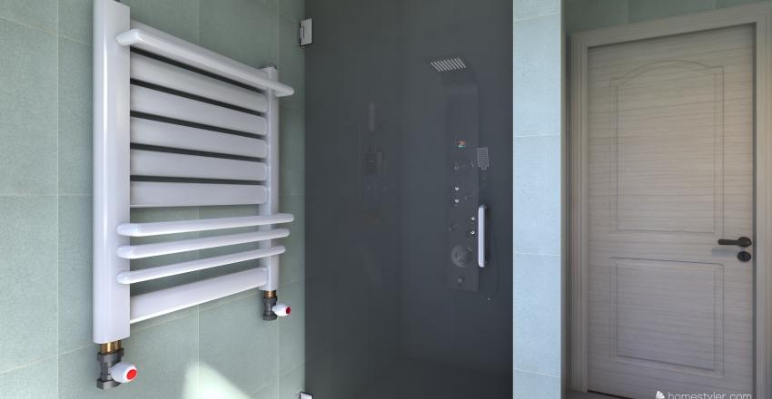 AlteWohnung Interior Design Render