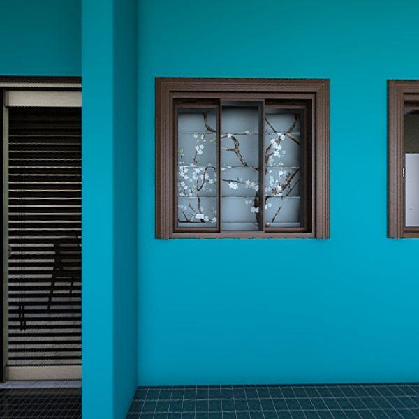 nova estrutura escritório e barracão Interior Design Render