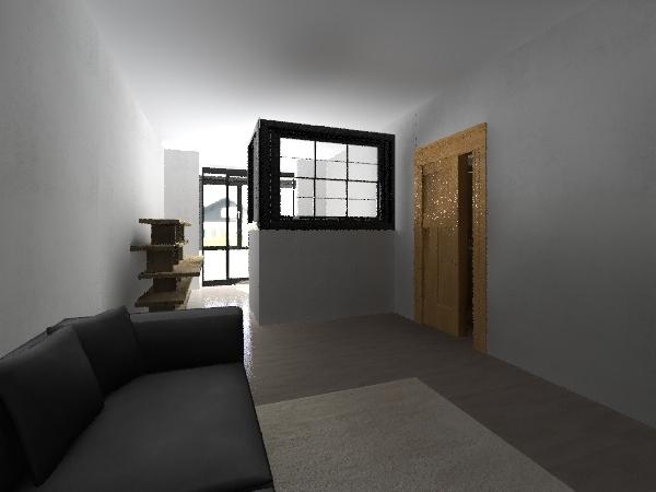 中崙平面圖 Interior Design Render