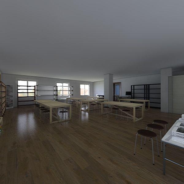 도예 전문 makerspace Interior Design Render