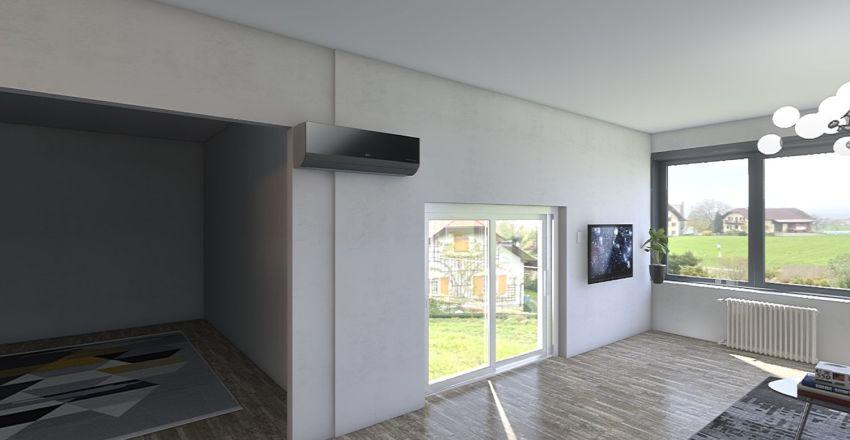 casa 2 lavoro Interior Design Render
