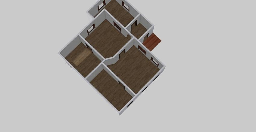 Дома_0361 Interior Design Render