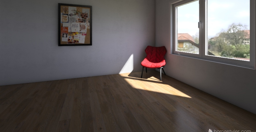 122 Interior Design Render