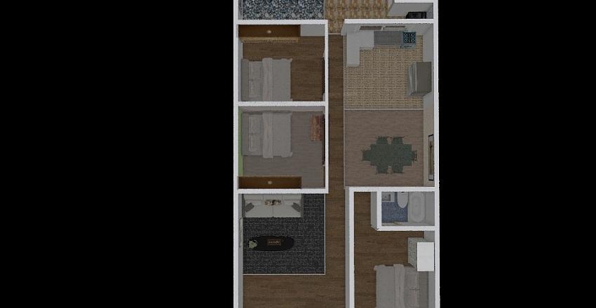 DUCK 2 Interior Design Render