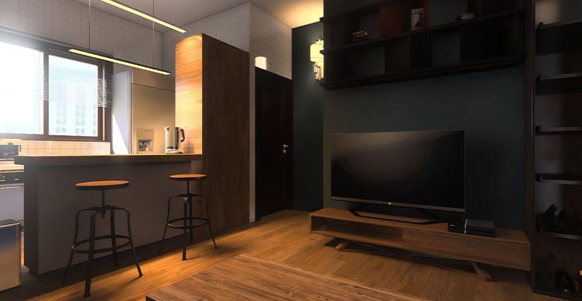 A2-14 Interior Design Render