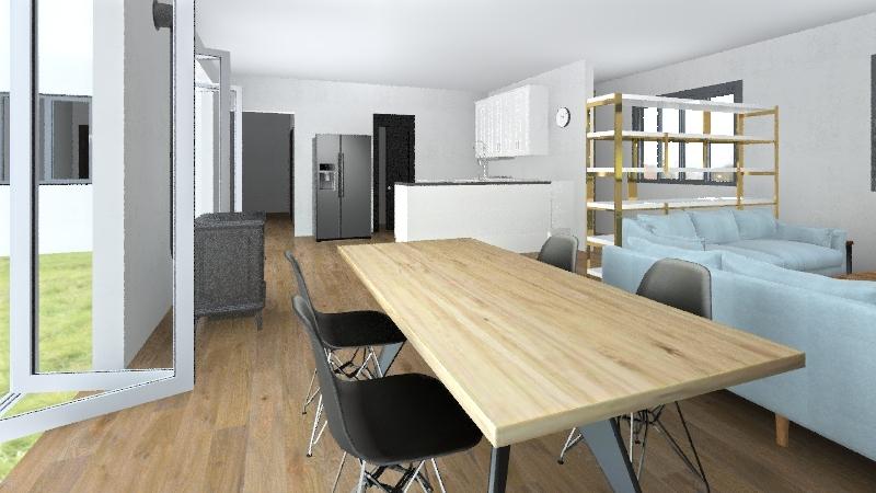 Glenorchy 4 Interior Design Render