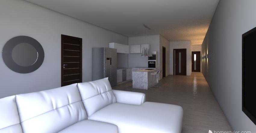 Bkara Interior Design Render