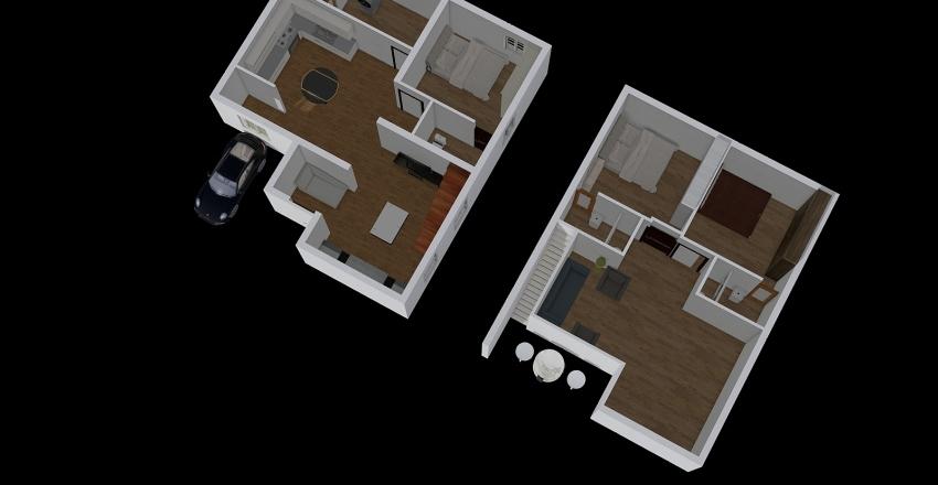 umesh 3d Interior Design Render