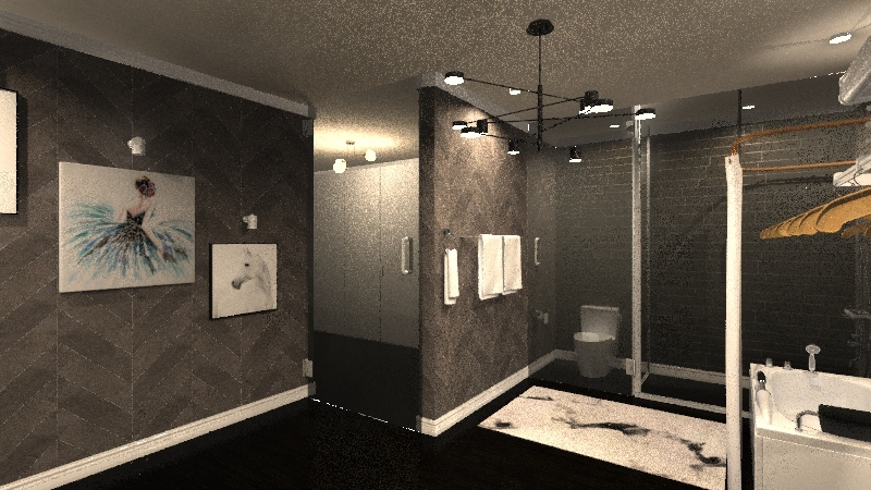 Sói  Interior Design Render