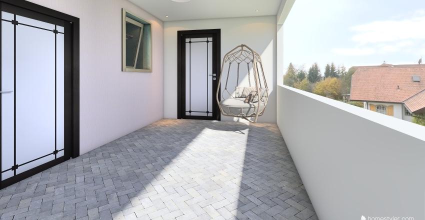 Lima's House Interior Design Render