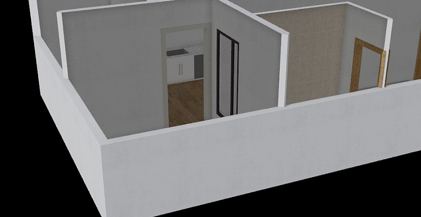 PLANO CASA RESI2 Interior Design Render