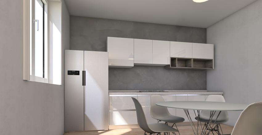 Alfre smba Interior Design Render