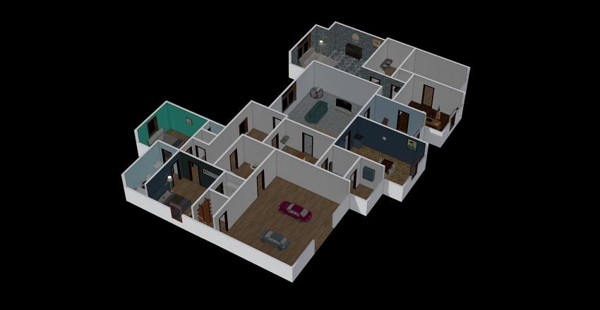 Actual Final Project Interior Design Render