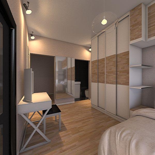 Guven Garden UF MBR1 Interior Design Render