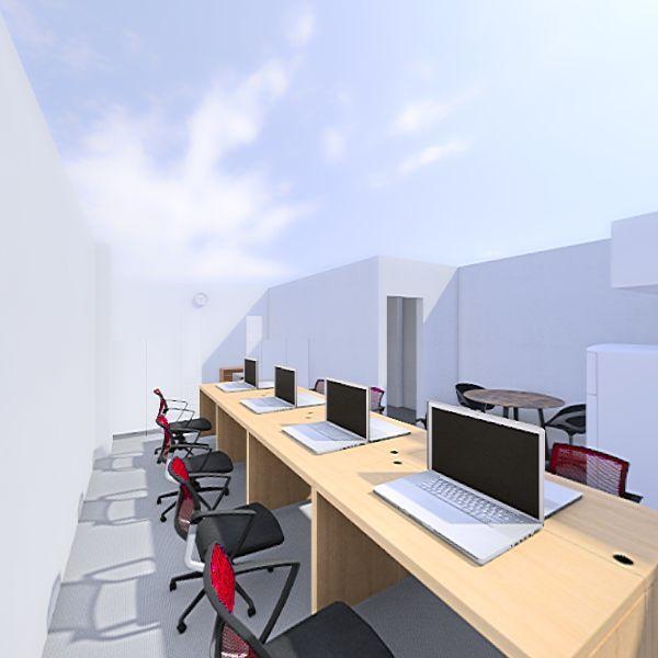 Office 703 Interior Design Render
