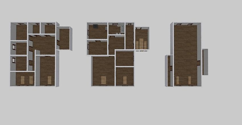 Дома_0362 Interior Design Render