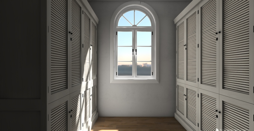 My First Build Interior Design Render