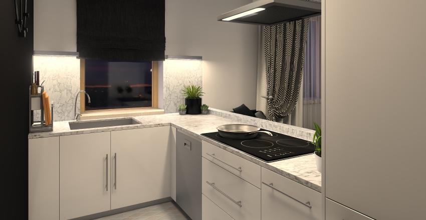 OLIVER Interior Design Render