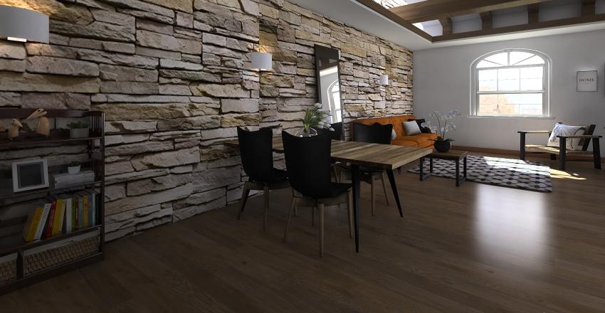 casa #69 Interior Design Render