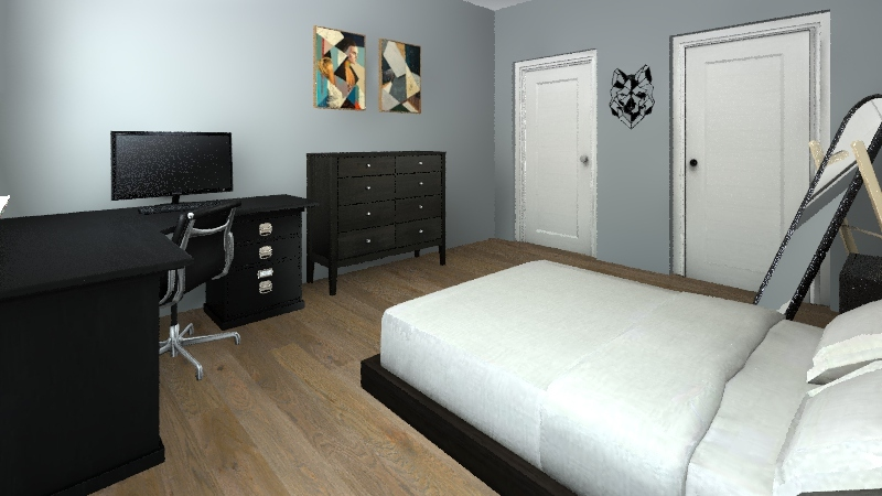 Reiger Family Mbr Interior Design Render