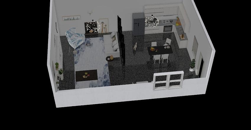 HW Interior Design Render