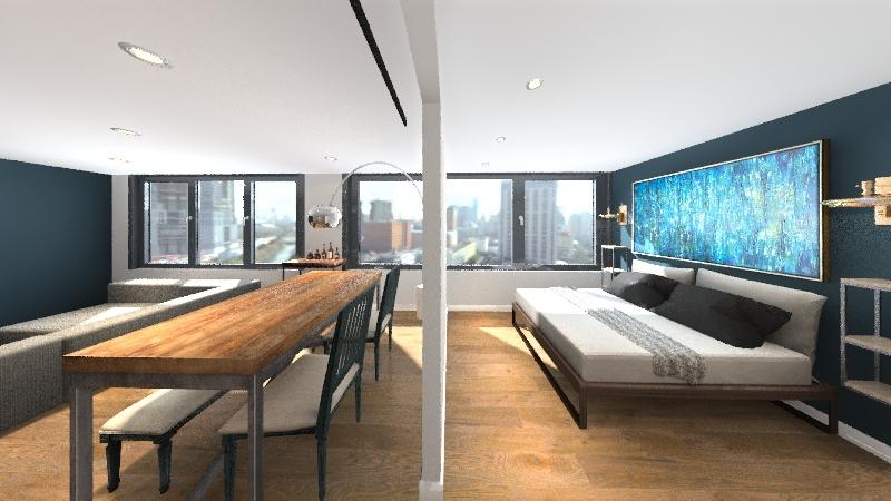 NEW APT Interior Design Render