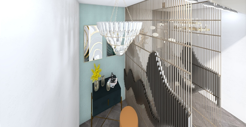 vitrina galm Interior Design Render