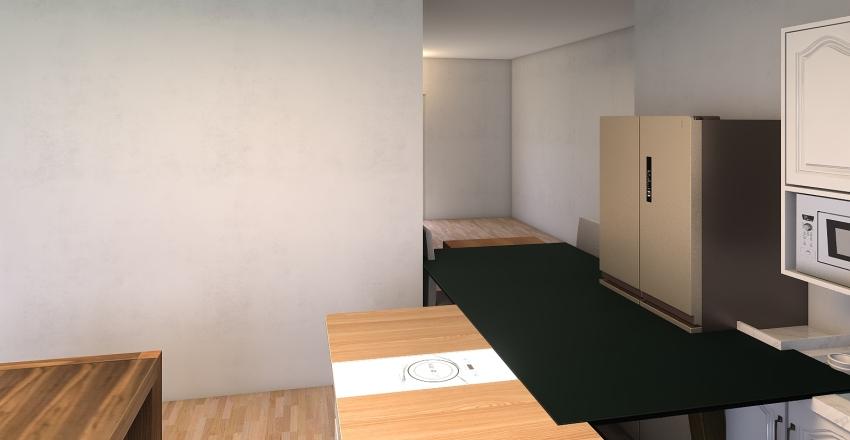 ルームシェア Interior Design Render