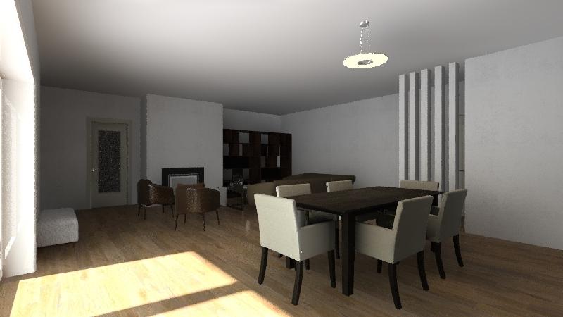 Fábio Interior Design Render