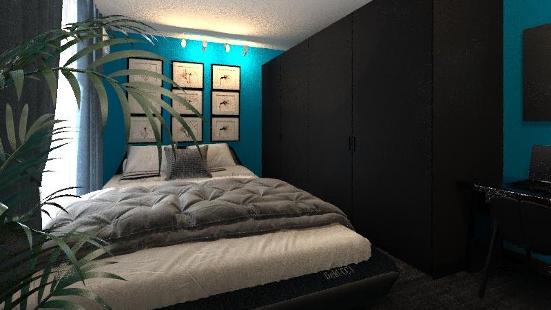 My Safe Space Interior Design Render