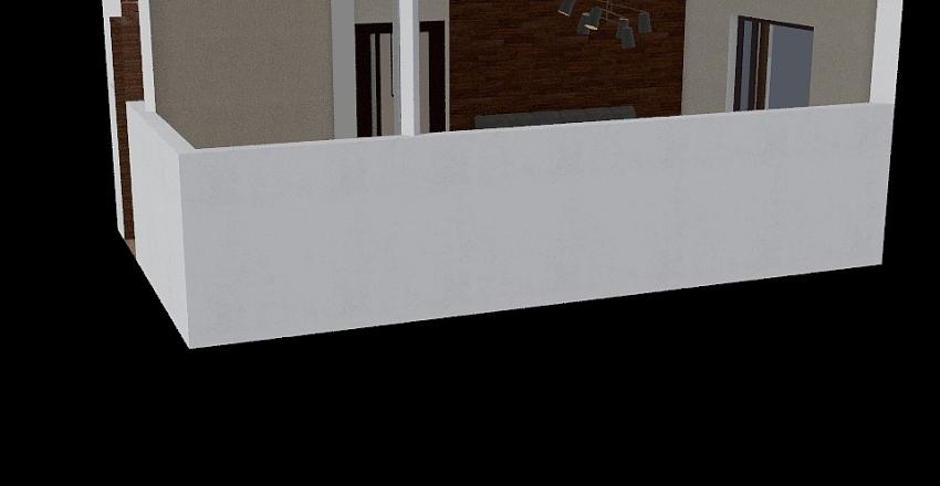 квартира Валяр Interior Design Render