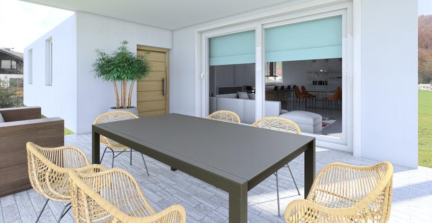 singola Interior Design Render